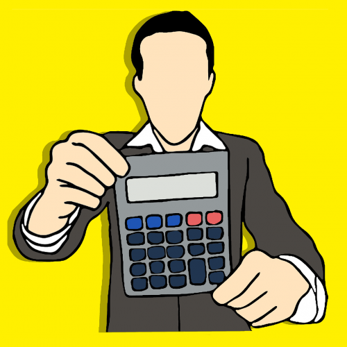 accountant calculate calculation