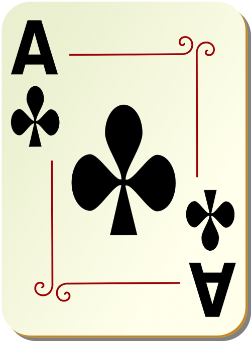 ace clubs poker