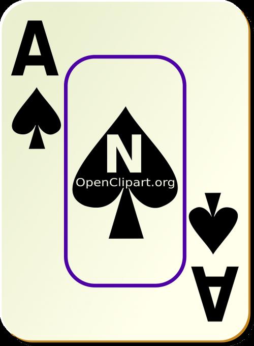 ace spades play