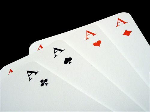 aces poker gambling