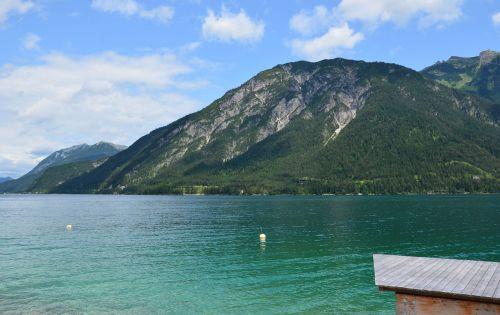 achensee pertisau austria