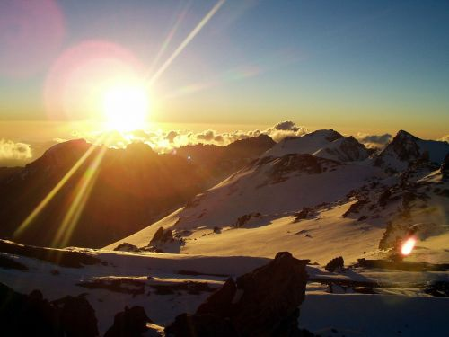 aconcagua expedition andes
