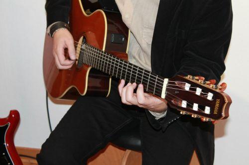acoustic guitar guitar concert