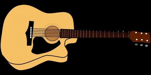 acoustic guitar guitar musical instrument