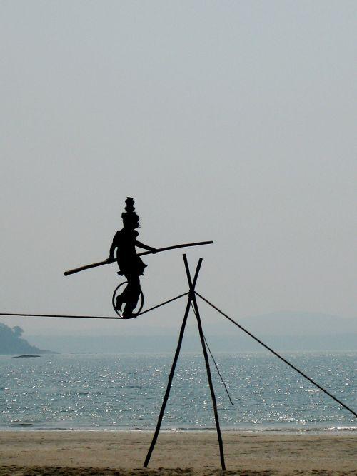 acrobat balance risk
