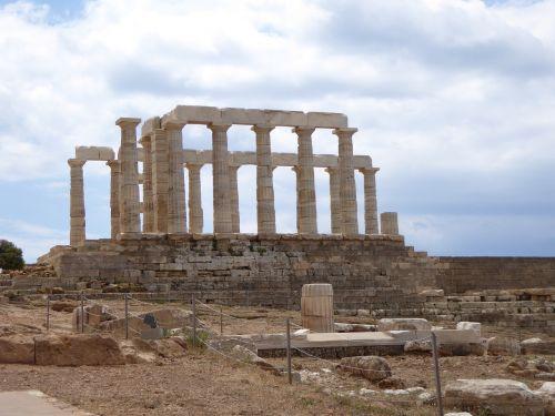 acropolis ruins greece