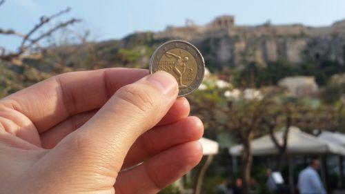 acropolis euro greece