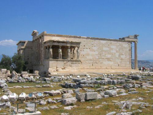 Acropolis Erechtheion