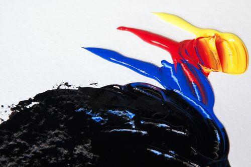 acrylic paints color color mixing