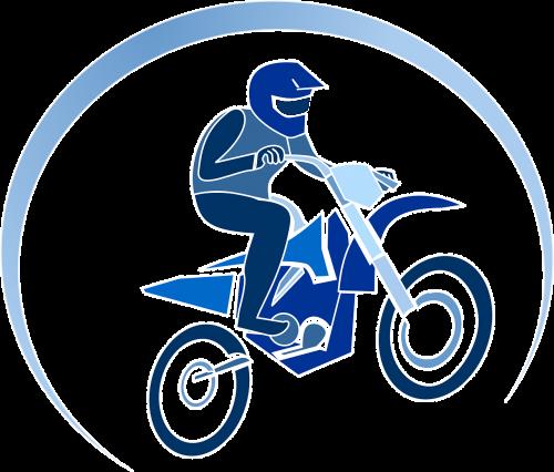 action motocross bike