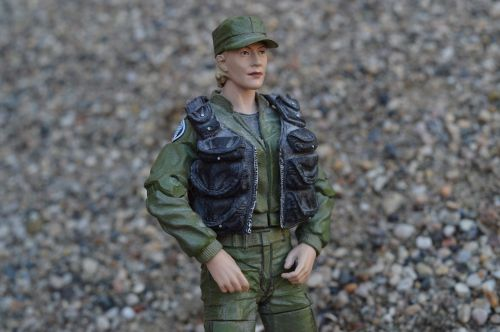 action figure military army