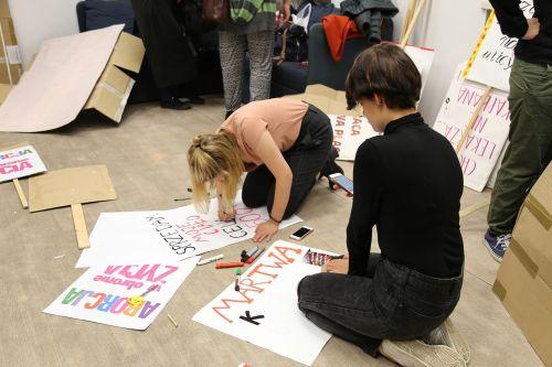 activism women demo