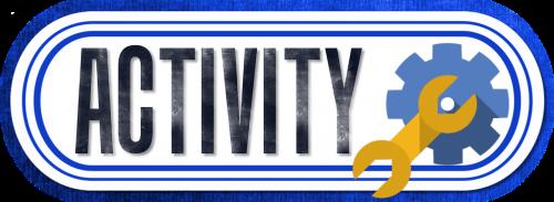 activity icon training