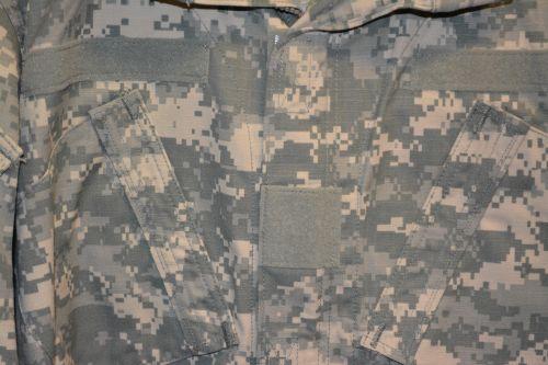 ACU Pattern Camouflage Uniform