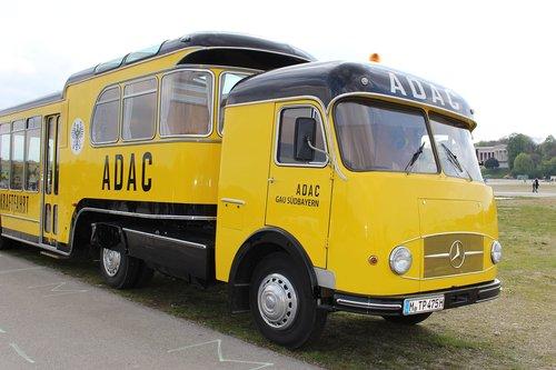 adac  automobile club  oldtimer