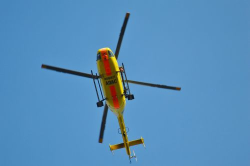 adac helicopter doctor on call