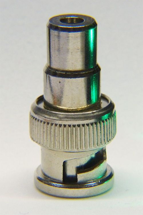 adapter chich-bnc electronics