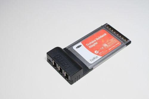 adapter cardbus firewire