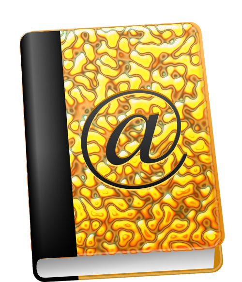 address book email