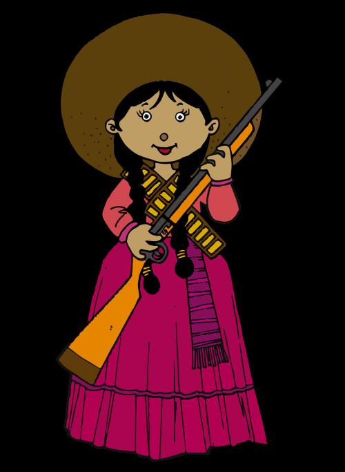 adelita soldadera mexican revolution