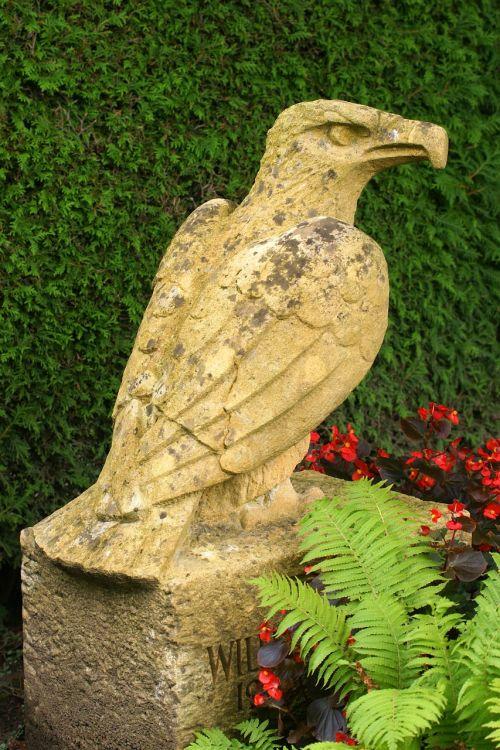 adler,skulptūra,menas,paukštis,raptoras,paminklas,elegancija,akmens statula
