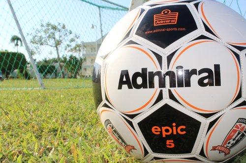 admiral  soccer  ball