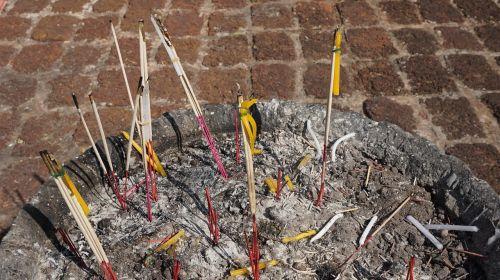 adoration worship incense