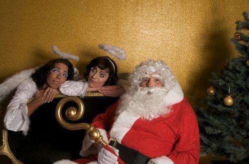 advent december santa
