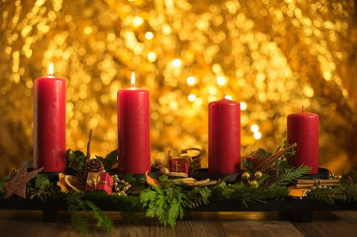 advent first christmas