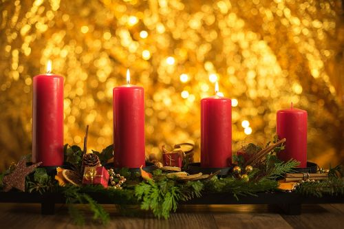 advent third christmas