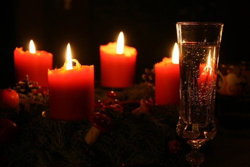 advent  advent wreath  candles