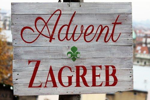 advent  zagreb  tradition