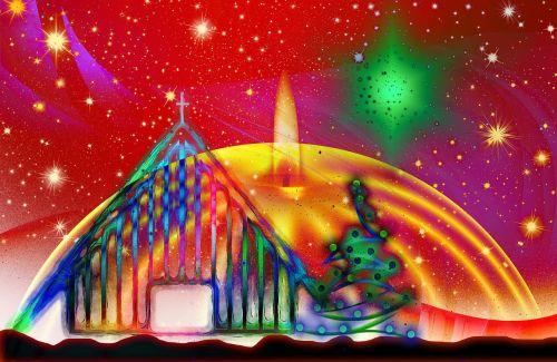 advent star stall
