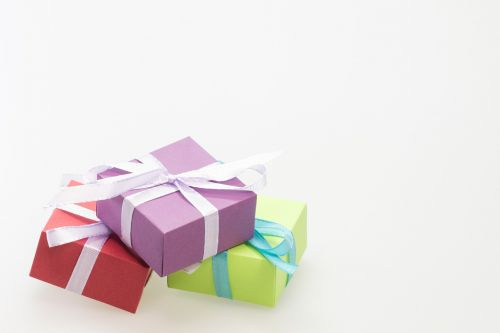 advent packages gift