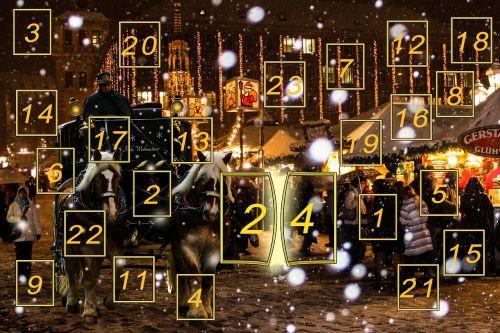 advent calendar advent christmas time