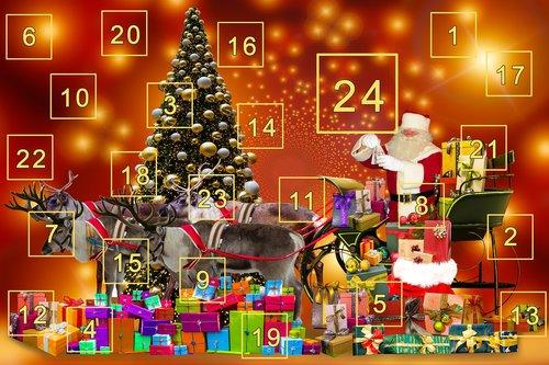 advent calendar  advent  gifts
