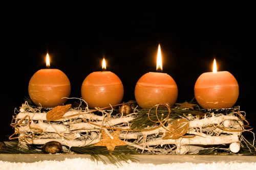 advent wreath advent fourth advent