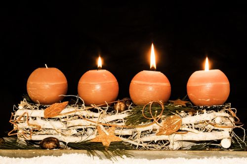advent wreath advent third advent