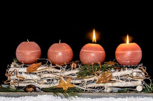 advent wreath advent second advent