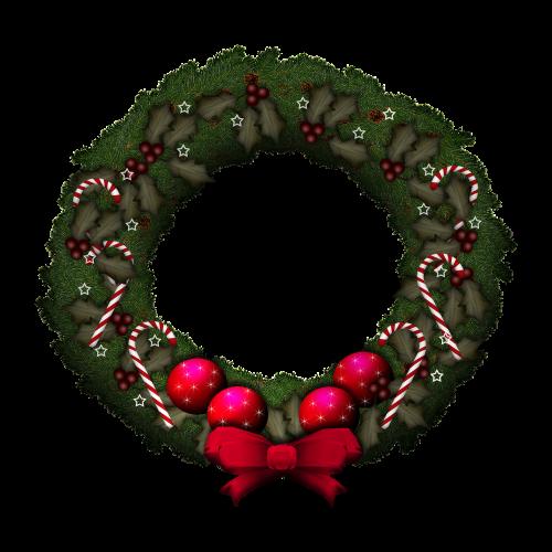 advent wreath christmas wreath
