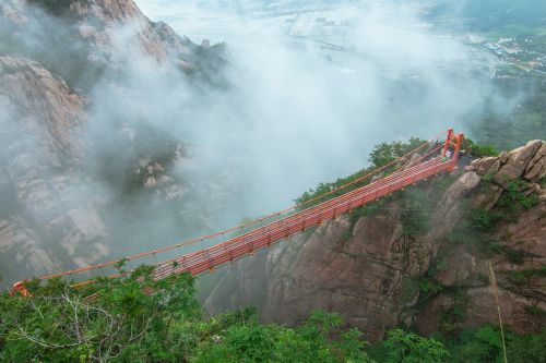 adventure travel bridge
