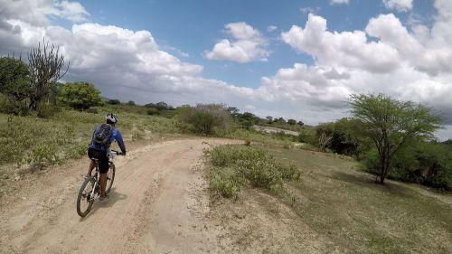 adventure trail bike