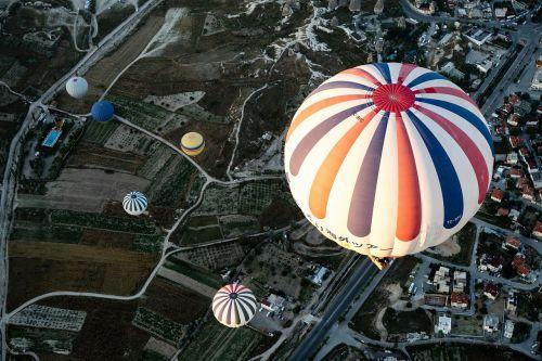 adventure balloons city