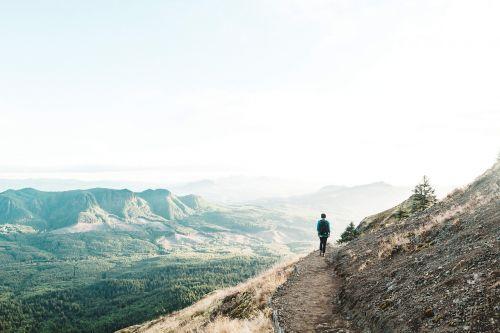 adventure hike hill