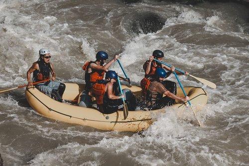 adventure  river  rafting
