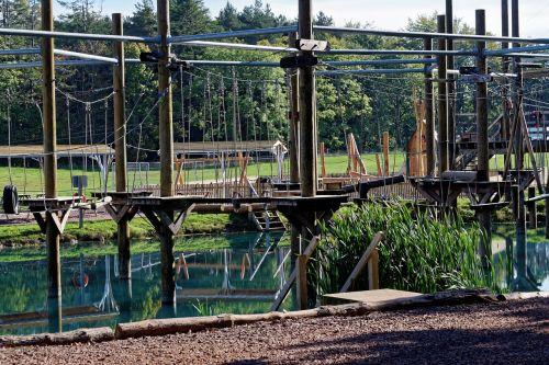 adventure park water sports water