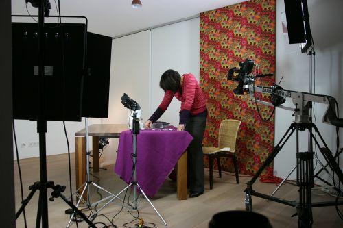 advertising film filming recordings