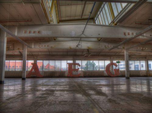 aeg industrial hall nuremberg