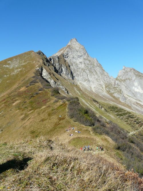 aelpelesattel höfats east summit