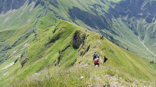 aelpelesattel hiking allgäu
